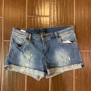 STS Jean Shorts